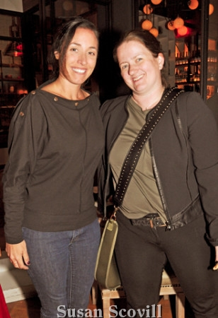 8. Nicole Walsh and Ann Marie Casey.