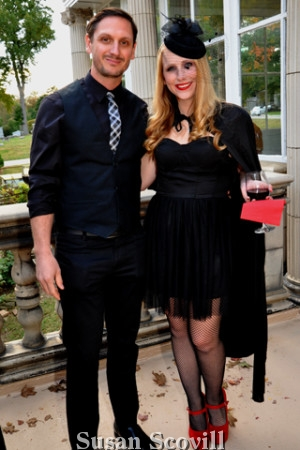 11. Brittany Laird and Keith O'Brien.