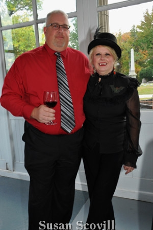 6. Steve and Patti Long.