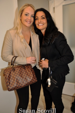 3. Tina Fini and Lisa Scaffidi.