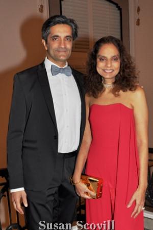 7. Manu and Sonal Gambhir