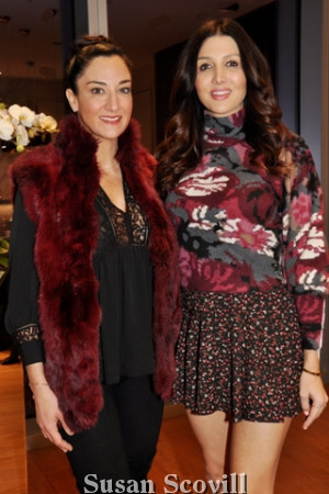 9. Natalie Foglietta and Erin Elmore.