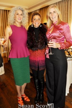 8. Stacy, Luanne and Sue Scott.