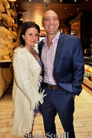 8. Dianne and David Diventi.