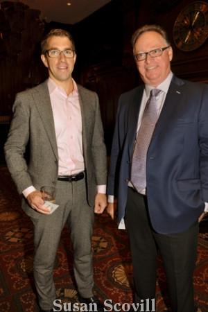 5. Jeremy Lynch of Berkadia and John Cairo of SFA.