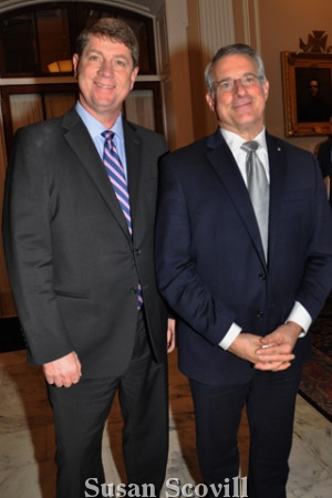 8. Tom Turnbach of TurnbachCo, LLC and Lee Zeplowitz of the Zeplowitz Group.