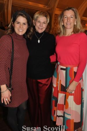 6, Caroline Stansbury, Kathy Swift and Elizabeth Proctor.