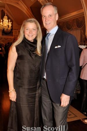 8. Wendy and Wade McDevitt.
