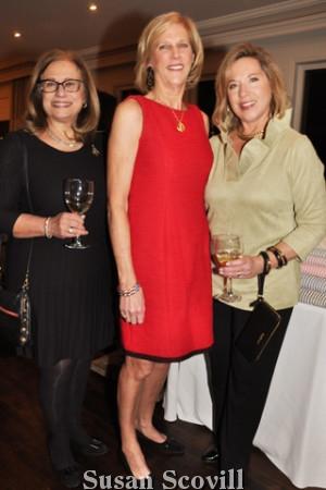 12. Christine Farsi, Sandy Adzick and Ann Renee Bell.
