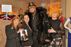 Touché Accessories host  2019 'Cheers to the Holidays'