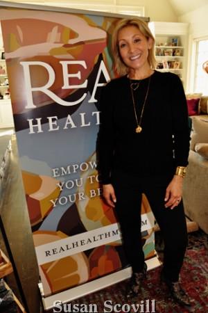 7. Transfotmational Coach Ali Roberts of Real Health MD.
