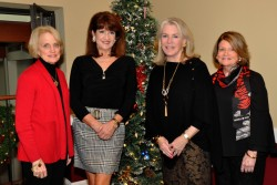 St. Edmond's Women's Auxiliary members attend holiday luncheon at Aronimink GC