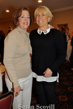 4. Mary Ann Bond and Kim Devine.