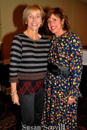 5. Anne Bonner and Lisa Farrell.