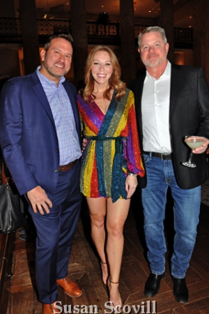 3. Kristin Detterline, Philladelphia Style editor-in-chief chatted with Tom Swarten and Ray Moretti.