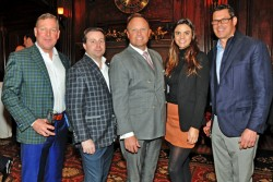 The Union League of Philadelphia Real Estate Club (U.L.R.E.) hosts 2019 holiday luncheon