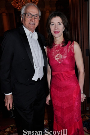 12. Jerry Wind and Barbara Eberlein.