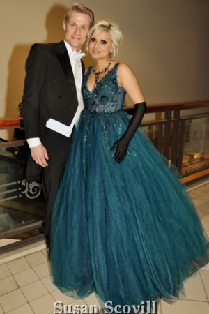 29. Zachary Funt and Anna Mahmud.