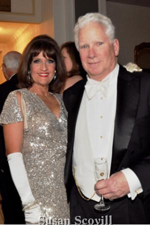 29. Carolyn Slota and Glenn Price.