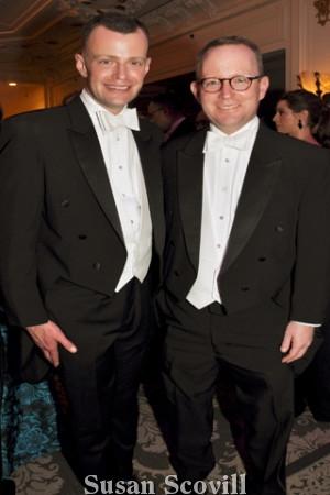 33. Matt and Chuck Lentz.