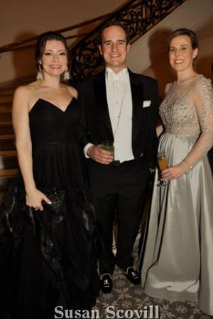 32. Tiffany Meyer, Courtie Wetherill, and Amanda Atterbury Ryan.
