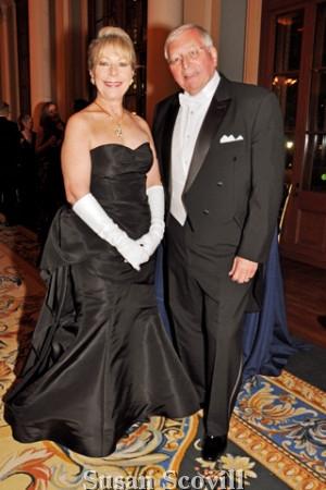 8. Anne Callahan and Charles Croce.
