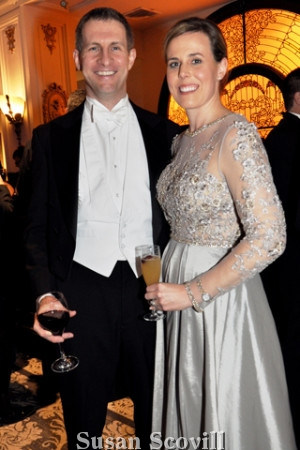 33. Kevin Ryan and Amanda Atterbury Ryan.