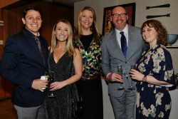 Barnes Young Professionals host 'Power Patterns' themed event