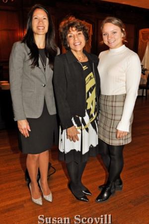 3, Stephanie McKeehan, Michele Casals and Sarena Dueño.