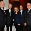 The Union League Real Estate Club honors Carl Dranoff with the Leader of the Year Award