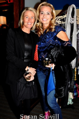 7. Colby Paul and Nicole Maury attended the event,