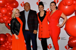 Heart Month Kick-Off held at the Ritz-Carlton Philadelphia Hotel