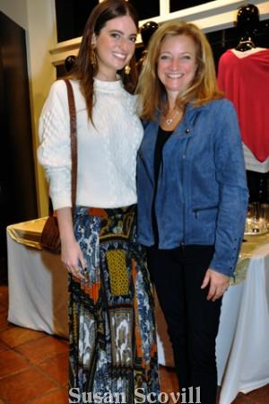 5. Mia Colonna and Karen Buchholz,