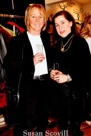 9. Gwen McCauley and Norma Mann.