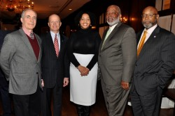 Union League Real Estate (U.L.R.E.) members and guests attend March 2020 luncheon