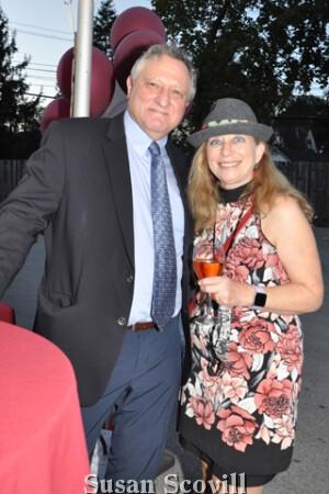 13. Nicholas Vandekar and Annie Krepacki.