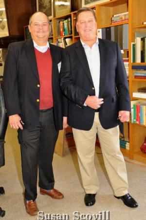 5. David Mackey and John Nagy.