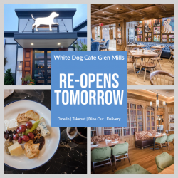 White Dog Glen Mills Re-opens