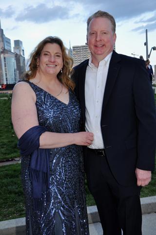 10. Julie and Steve Schultz