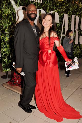 12. Antoine Johnson and Jen Su