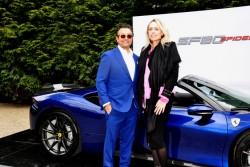 BLACKLABEL KW hosts Ferrari SF90 SPIDER automobile event