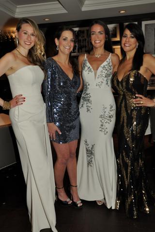 6. Jen Hall, Dina Daubenberger and Rachel Peters,