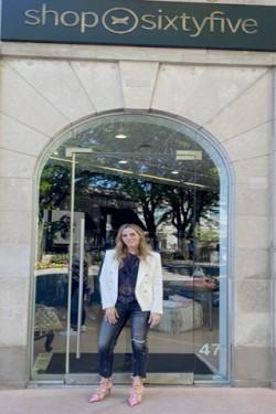 ShopSixtyFive Brings Fresh, Flirty Fashions to Ardmore's Suburban Square
