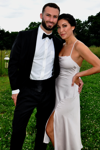 12. Ben White and Stacey Meyer.