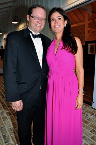 7. Ted Dougherty and Lauren Jendrasiak.