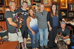 Ice Cream Cart partners with Dining out for Dogs, a benefit for Alpha Bravo Canine