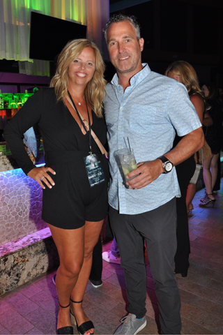 11. Debbie and Adam Adelmann.