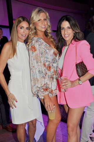 7. Hayley Beisel, Theresa Hrivnak and Syrena Petrillo.