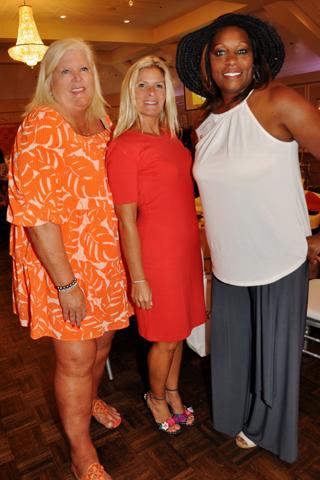 12. Missy Dannenhower, Suzy Pratowski and Tracey King.