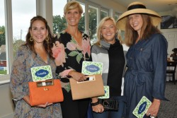 Devon Classic supporters and sponsors attend 'Girls Night Out '